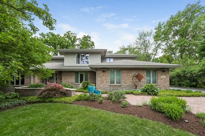 Flossmoor Single Family Home For Sale: 2644 Brassie Avenue