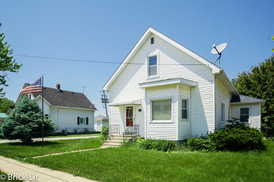 Manhattan  Single Family Home Price Change: 220 East North Street