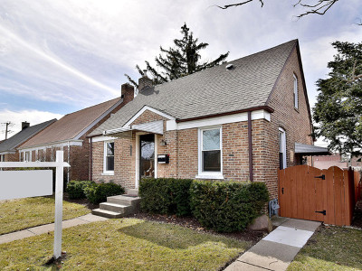 Brookfield Single Family Home For Sale: 4234 Custer Avenue