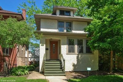 Oak Park Single Family Home For Sale: 1156 Clinton Avenue