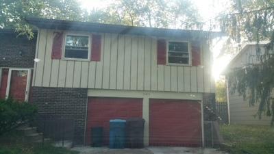 Sauk Village Single Family Home For Sale: 21913 Olivia Avenue