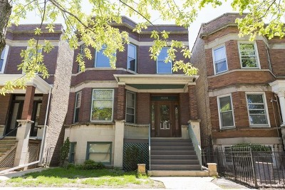Multi Family Home For Sale: 1539 West School Street