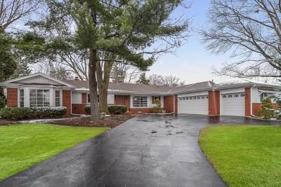 Schaumburg Single Family Home For Sale: 1431 Columbine Drive