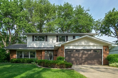 Schaumburg Single Family Home For Sale: 400 South Cedarcrest Drive