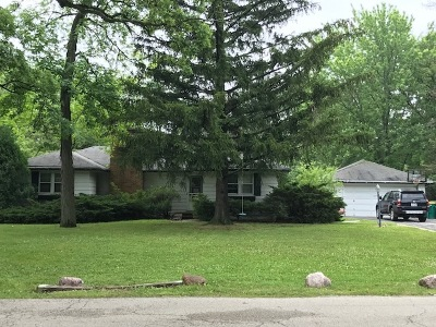 Deerfield Single Family Home For Sale: 929 Northwoods Road
