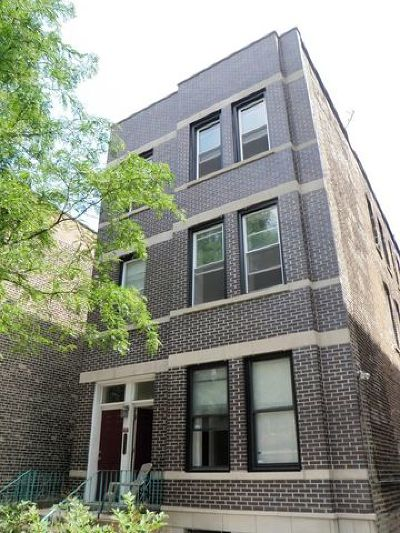 Multi Family Home For Sale: 2045 North Racine Avenue