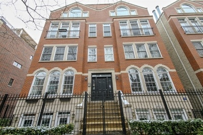 Chicago IL Condo/Townhouse For Sale: $874,900