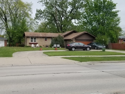 Niles Single Family Home For Sale: 8401 North Greenwood Avenue