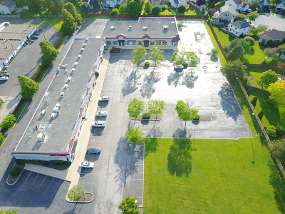 Streamwood Commercial For Sale: 506 South Bartlett Road