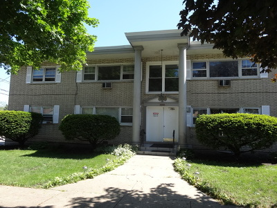 Bellwood Condo/Townhouse For Sale: 4010 Monroe Street #102