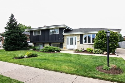 Wood Dale Single Family Home For Sale: 545 Irmen Drive