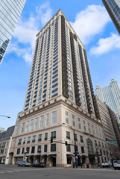 Chicago Condo/Townhouse For Sale: 10 East Delaware Place #30E