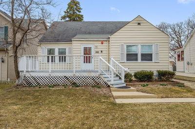 Elmhurst Single Family Home For Sale: 163 South Monterey Avenue