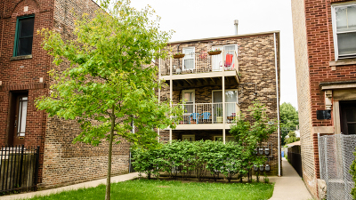 Chicago Condo/Townhouse For Sale: 1745 West Albion Avenue #3N