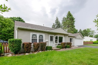 Woodstock Single Family Home Price Change: 1544 Clay Street
