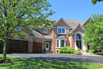 Geneva Single Family Home For Sale: 0s172 Catlin Square