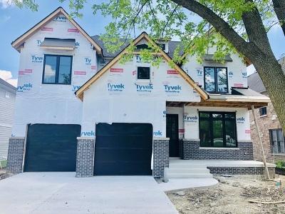 Elmhurst Single Family Home For Sale: 265 North Clinton Avenue