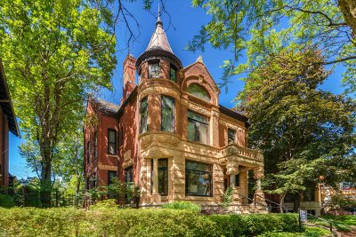 Single Family Home For Sale: 2142 West Caton Street