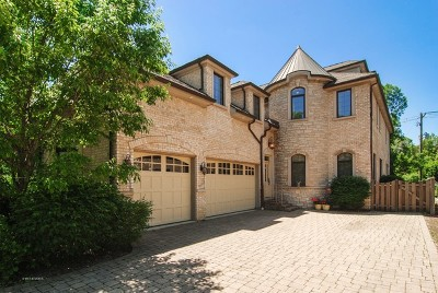 River Forest Single Family Home For Sale: 510 Keystone Avenue