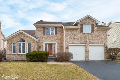 Bartlett Single Family Home For Sale: 1115 Thousand Oaks Drive