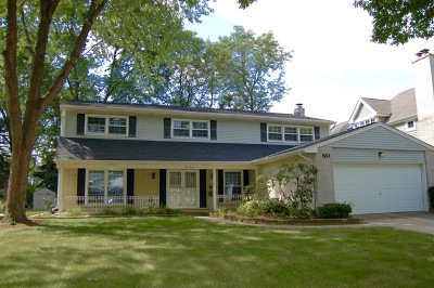 Arlington Heights Single Family Home For Sale: 511 West Haven Drive