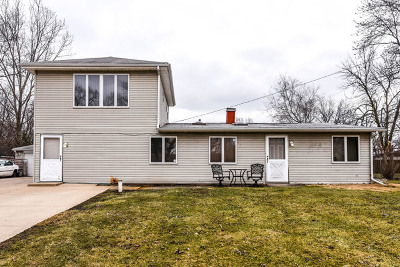 Sauk Village Single Family Home Re-Activated: 22147 Prairie Avenue