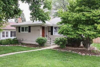 Downers Grove Single Family Home For Sale: 5441 Fairmount Avenue