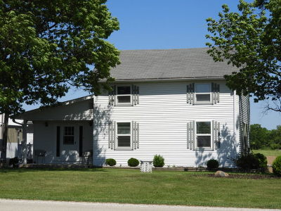 Marengo Single Family Home For Sale: 3204 Deerpass Road
