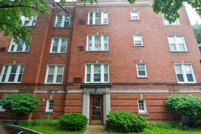 Condo/Townhouse For Sale: 3633 North Damen Avenue #2