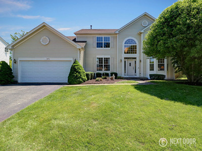 Algonquin Single Family Home For Sale: 371 Summerdale Lane