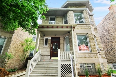Multi Family Home Price Change: 3823 North Clark Street