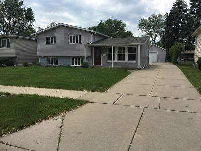 Addison Single Family Home For Sale: 428 South Yale Avenue