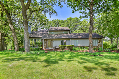 West Chicago Single Family Home For Sale: 3n480 Shagbark Drive