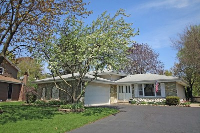 Bartlett Single Family Home For Sale: 109 Pear Tree Lane