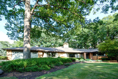Palatine Single Family Home For Sale: 5141 Old Plum Grove Road