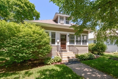 Barrington Single Family Home For Sale: 248 West Russell Street
