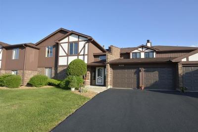 Palos Park Condo/Townhouse For Sale: 9749 West Creek Road #E2