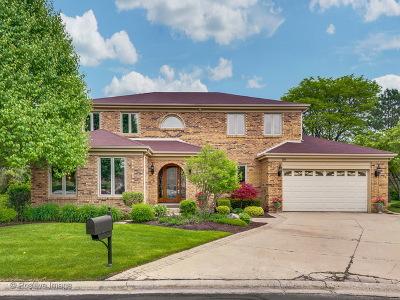 Arlington Heights Single Family Home Price Change: 2259 East Ashbury Court