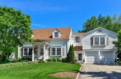 La Grange Single Family Home For Sale: 1147 South Brainard Avenue