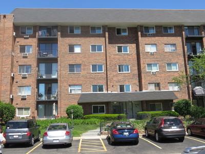 Lisle Condo/Townhouse For Sale: 4711 Saint Joseph Creek Drive #5A