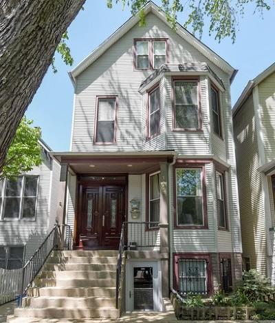 Multi Family Home For Sale: 1424 West Fletcher Street