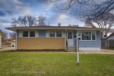 Lansing  Single Family Home Price Change: 3053 189th Street