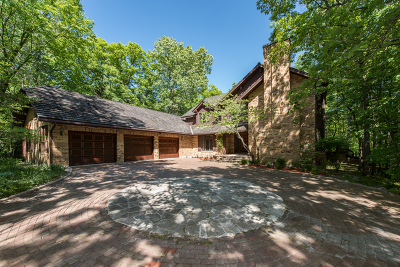 Lake Forest Single Family Home For Sale: 723 Kendler Court