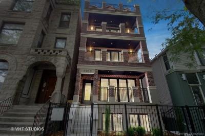 Condo/Townhouse For Sale: 1506 North Cleveland Avenue #3