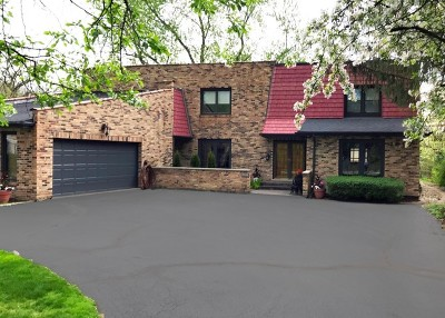 Flossmoor Single Family Home For Sale: 1617 Butterfield Road