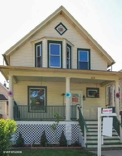 Maywood Multi Family Home For Sale: 506 South 2nd Avenue