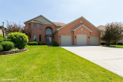 Olympia Fields Single Family Home Contingent: 3208 Oregon Trail