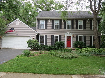 Lisle Single Family Home For Sale: 2261 Oak Hill Drive