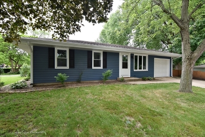 St. Charles Single Family Home For Sale: 1812 South 5th Place