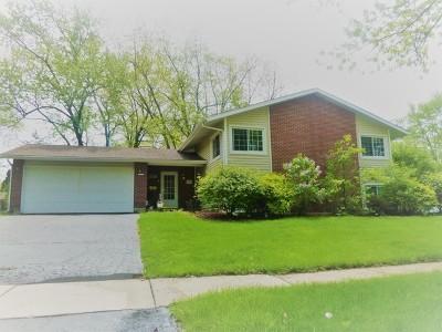 Woodridge Single Family Home For Sale: 2921 Williams Drive